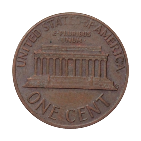 1 cent 1974 D USA st.III b