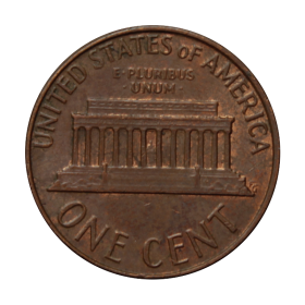 1 cent 1976 USA st.III b