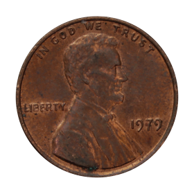 1 cent 1979 USA st.III a