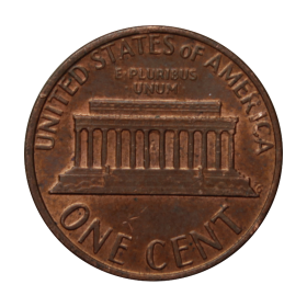 1 cent 1979 USA st.III b