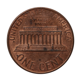 1 cent 1991 USA st.III b