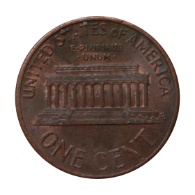 1 cent 1992 D USA st.III b