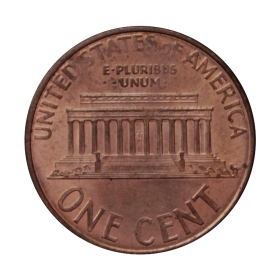 1 cent 1996 USA st.III b