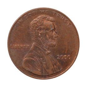 1 cent 2000 USA st.III a
