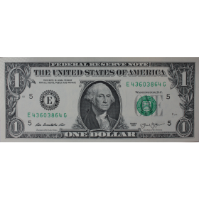 1 dolar 2013 USA Richmond st.I a