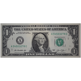 1 dolar USA 2013 Boston A st.I a3