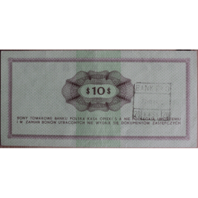 10 dolarow 1969 pko b4