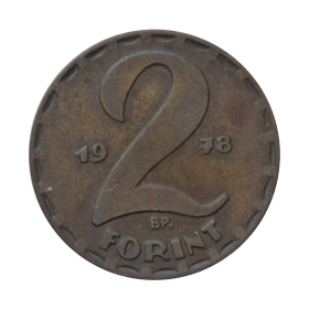 2 forinty 1978 Węgry st.III a